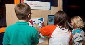 Math Moves @ Pacific Science Center | Seattle | Washington | United States