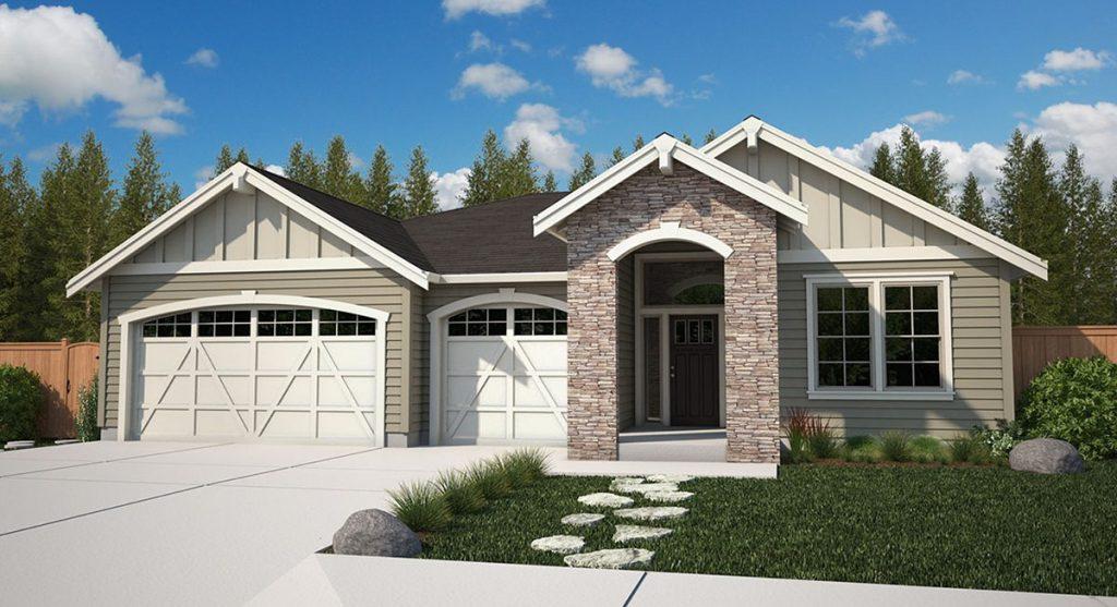 New Luxury Home Builder Opens At Tehaleh