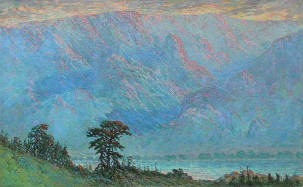 Coast to Cascades: C. C. McKim's Impressionist Vision