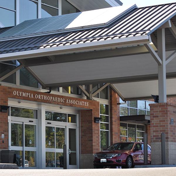 outpatient total joint program