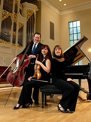 Puget Sound Piano Trio Jacobsen Series Concert