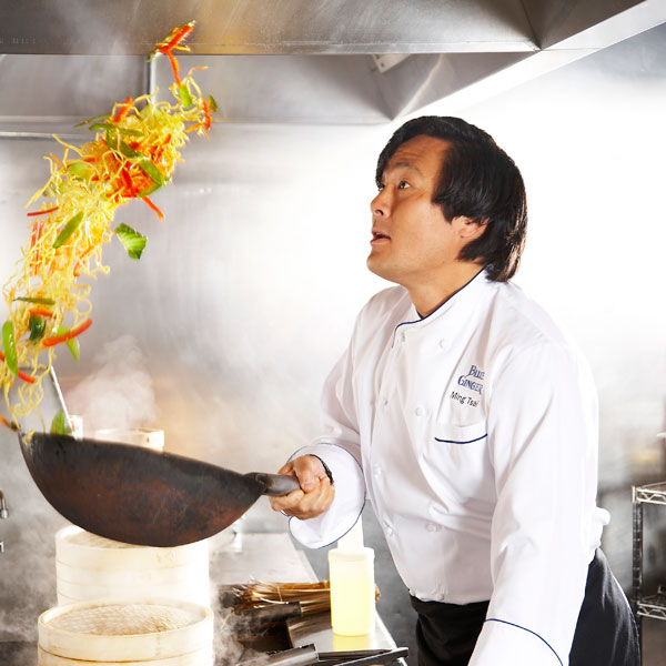 St. Martin's Brings Celebrity Chef Ming Tsai to the Northwest