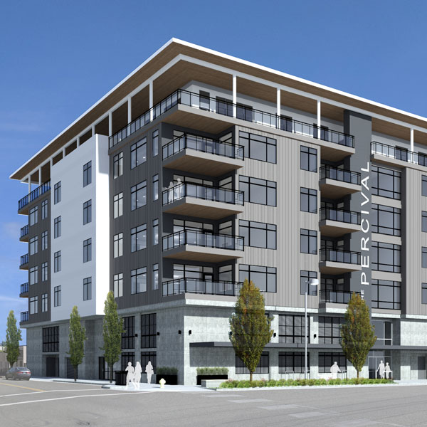 Percival Condominiums: Downtown Living at its Best